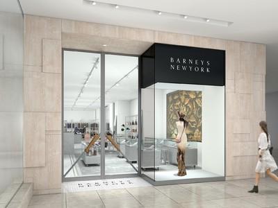「バーニーズ ニューヨーク西武渋谷店」8月27日(金)オープン!国内初となるコンセプトストアを展開