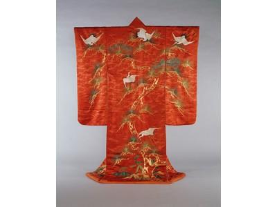 寿(ことほ)ぎのきもの ジャパニーズ・ウェディング ―日本の婚礼衣裳―