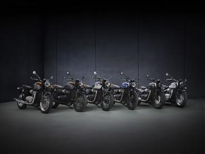 トライアンフ2021新型ボンネビルシリーズ~2021年4月17日(土)よりデビューフェア開催~