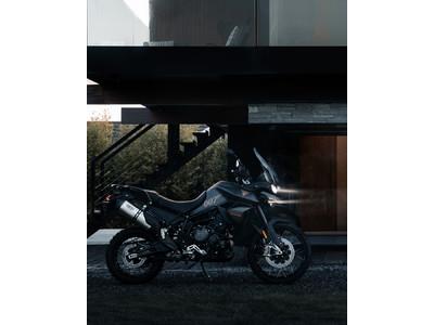 トライアンフから限定モデル「TIGER 900 BOND EDITION」発表のお知らせ