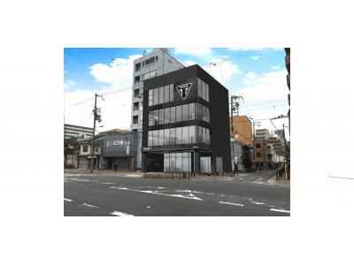 「トライアンフ大阪」グランド・オープンのお知らせ