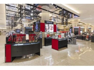 ジョルジオ アルマーニ ビューティが関西エリアに2店舗目をオープン!