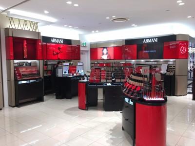 中部エリア初!アルマーニ ビューティがジェイアール 名古屋 タカシマヤにて新店舗をオープン。