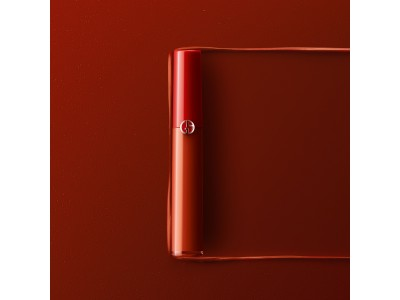 アルマーニ ビューティからトレンド感あふれるブリックオレンジのリップ マエストロが新登場