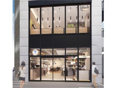 "「Ploom Shop 天神店」オープン! 福岡発祥のカフェ""REC COFFEE""を併設し「プルーム・テック」独自の世界観を体現"
