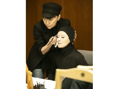 クリエイティブディレクター・AYAKO×PLAYER・夏木マリさん清水寺で初コラボレーションが実現