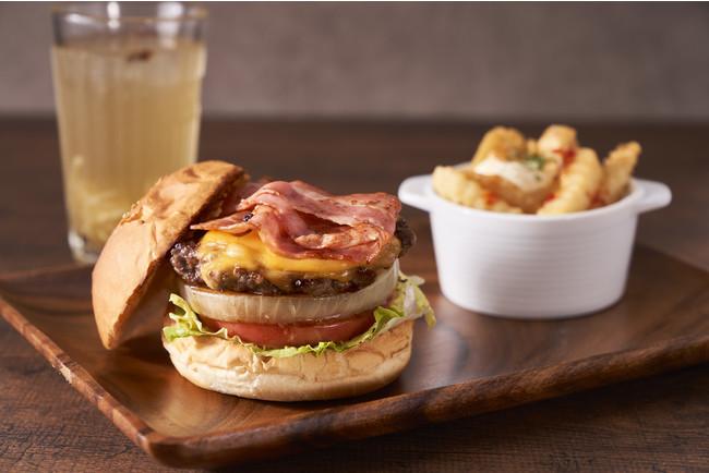 『Ju the burger(ジューザバーガー)』東京1号店、12/21東銀座にオープン!