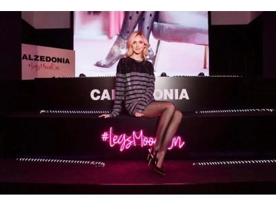 Calzedoniaが上海にて盛大なファッションイベントを開催