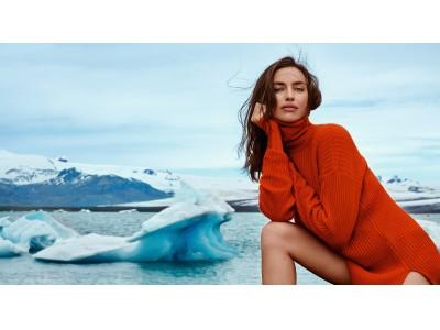 Falconeri (ファルコネーリ) 秋冬2019コレクションにイリーナ・シェイクを起用したキャンペーンを発表