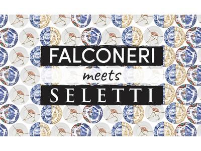 FALCONERI (ファルコネーリ)、SELETTIとコラボレーションしたキャンペーンをスタート