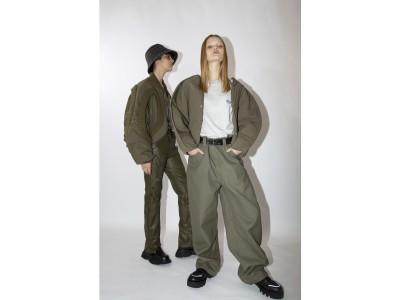 太陽の光でおうち時間に優しい光を!『ソネングラス』がファッションブランド『M.Y.O.B』とコラボ ソーラーパネルを装着して蓄電できるジャケットとスウェットを発売