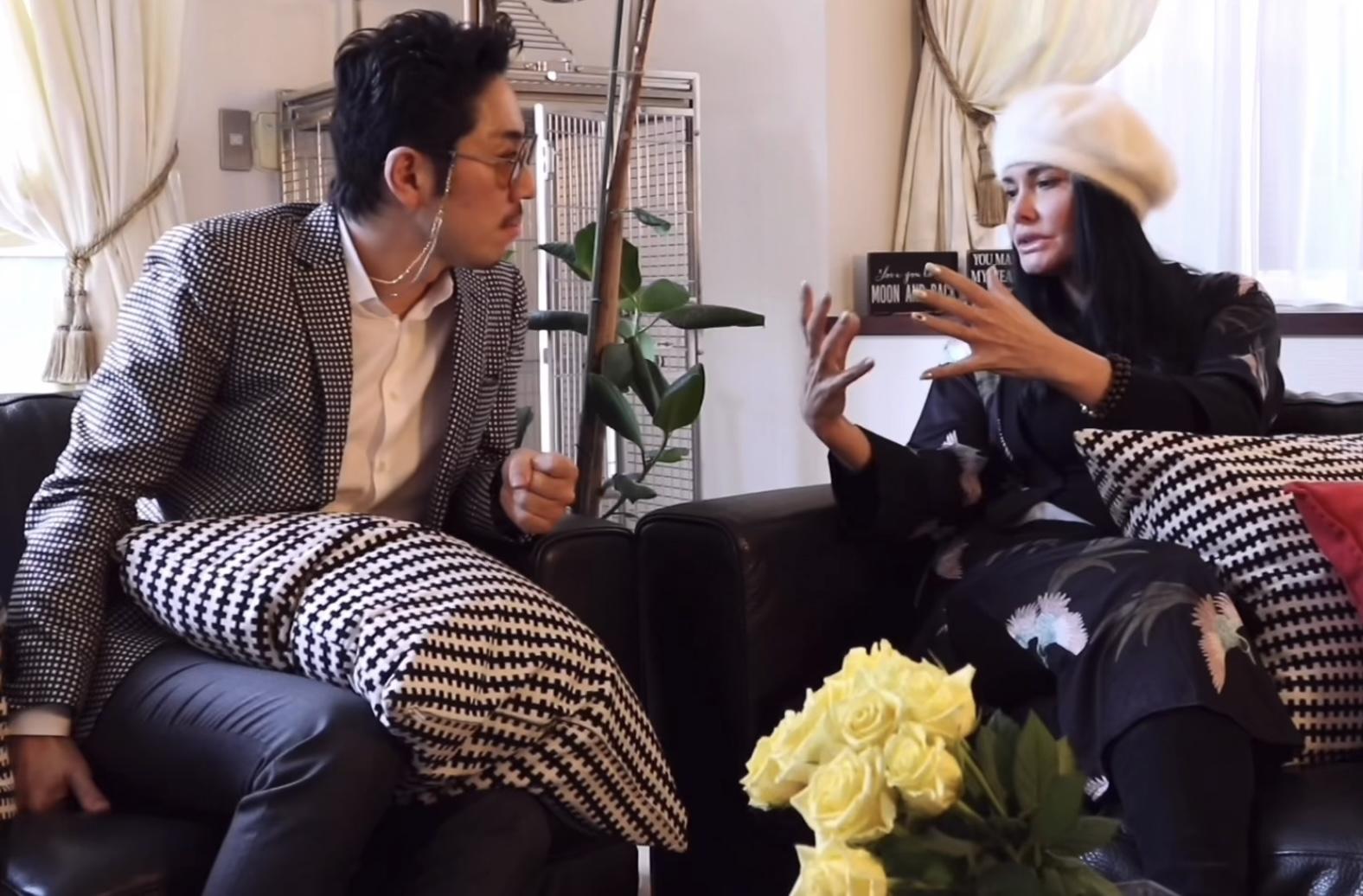 外国人タレントのカイヤとDr.ピエールが、セックス依存症、不倫などのタブーに切り込むYouTubeチャンネル「In the House」をスタート!