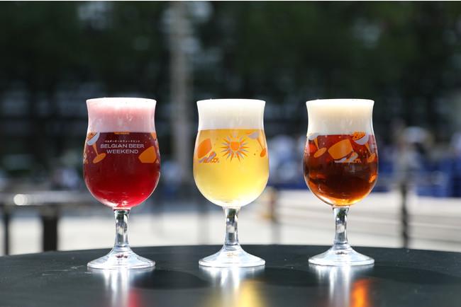 ベルギービールウィークエンド2021 豊洲 開催  「やっぱり外で、ベルギービール。」 Bayside Chill