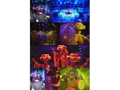 沖縄県の伝統芸能を新しいスタイルで世界に発信!Ryukyu Amazing Night 8月2日(金)より開催!