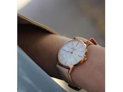 薄さ4.1mmの腕時計Rose&Coyが一般販売を開始します。
