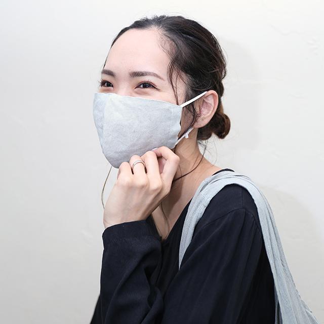 【涼感UP! 敏感肌でも安心の100%天然素材】即完売の「究極のオーガニックマスク」待望の再販決定!本日より予約発売開始