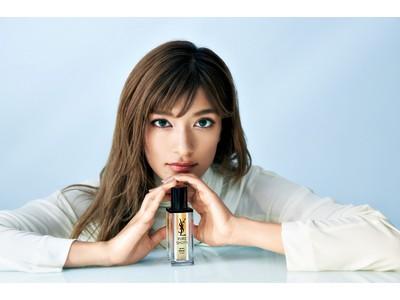 【本日公開】YSL BEAUTY ジャパン アンバサダーのローラも実感!「ピュアショットで今すぐ、新時代肌」スペシャルページ
