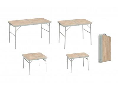 アウトドアはもちろんおうちでも使えるダイニングテーブル「LOGOS Life テーブル」シリーズ 新発売!