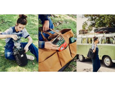 コールマン、タフさとファッション性を持ち合わせた新シリーズ。アウトドアギアを収納する「GEAR BAGシリーズ」が新登場!
