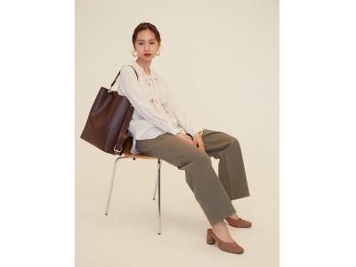RANDEBOO(ランデブー)から、マルチで使える「バケットバッグ」が新発売