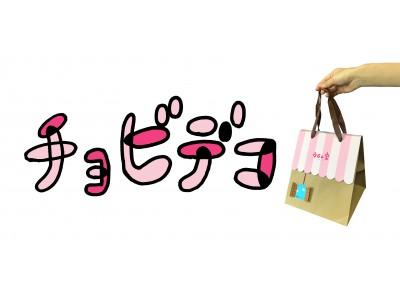 【企業様必見】簡単紙袋アクセサリー『チョビデコ』サービス開始!