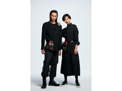 ファッションとビューティのスピリットとクリエイティビティを融合。UJOH(ウジョ―)が袴からインスピレーションを受け、デザインを手掛けたシュウ ウエムラのサステナブル*な新ユニフォームが誕生。