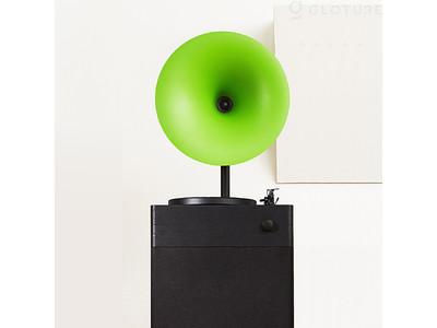 ★新商品★「Donut」どんな生活スタイルにもフィットする高音質レコードプレーヤー【Bluetooth対応/24パターンから選べる】をGLOTURE.JPで販売開始