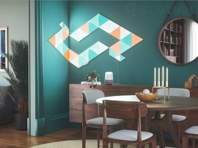 ★新商品★「Nanoleaf Shapes Triangles」スマートインテリア照明をGLOTURE.JPで販売開始【スマートホーム/Apple Homekit/Googleアシスタント】