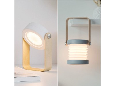 シーンに合わせて変形する画期的な構造、柔らかい光が特徴の「PÆR アコーディオン・ライト」を自社ECで販売開始
