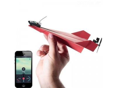 パイロットになって大空に羽ばたこう!スマホ操作、新感覚のハイテク紙飛行機「POWERUP 3.0」を自社ECで販売開始