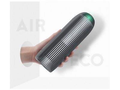 【最大31% OFF】除菌率98.9%の特許取得の浄化システム!車載用ポータブル空気洗浄機「NEEKIN」【ワンボタン簡単操作/高耐久アルミニウム合金採用】