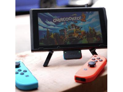 【本日再入荷!】「Genki」Nintendo Switchをワイヤレスイヤホンと繋ぐBluetooth5.0対応アダプタ【人気品薄商品】