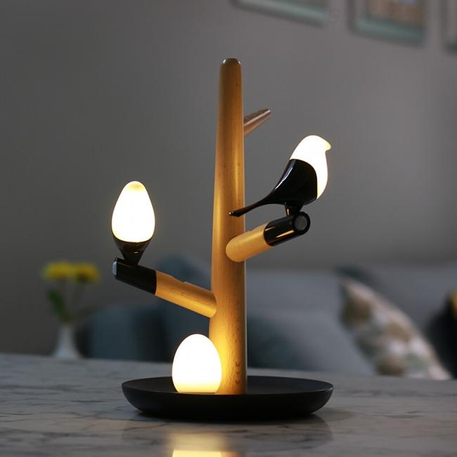 【大人気製品!】「MAGLAMP」幸運を呼び込むカササギをモチーフにしたポータブル・インテリア照明をGLOTURE.JPで再入荷!