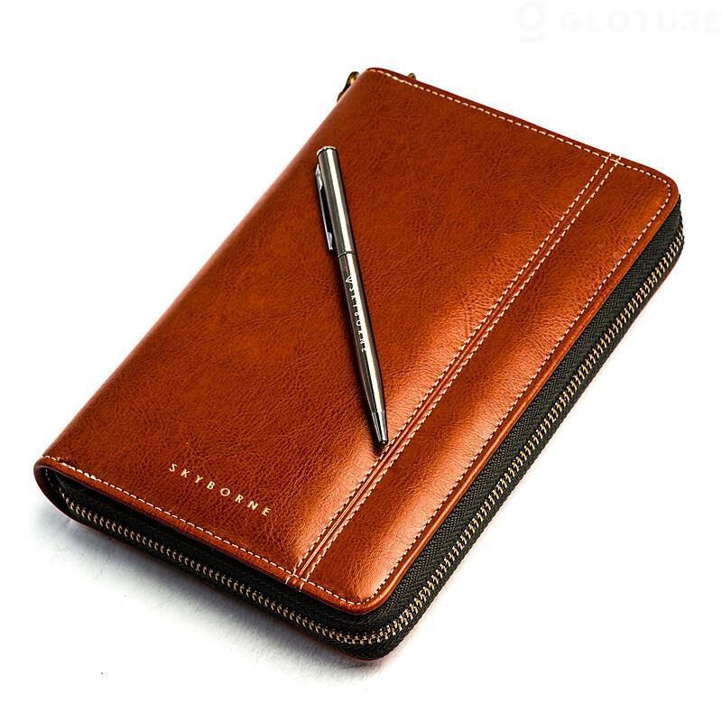 【新商品】「iTravel Smart Wallet 2.0」大容量バッテリー内蔵の高性能な財布【スマートフォンのワイヤレス充電/身分証/イヤフォン収納】をGLOTURE.JPで販売開始