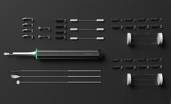 【大感謝!】【Bebird X17 Pro】かっこいいメタルデザイン・耳の検査方法を再定義するスマートビジュアルカメラ付き耳かきがクラウドファンディングで500万円達成!【8月15日まで!】