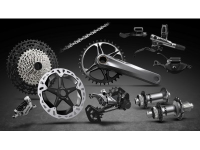 クロスカントリーやエンデューロ、マラソンなどのMTBライダーに。マウンテンバイクコンポーネンツ「XTR」モデルチェンジ
