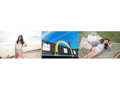 ハワイ発アパレルブランド『Lilly & Emma』 7月20日、日本初旗艦店が湘南に2店舗同時オープン!!