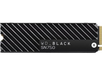 WesternDigital製 WD BLACKシリーズ NVMe M.2 SSD ヒートシンクモデルの取り扱い開始