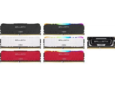 PCパーツの総合サプライヤー「CFD販売」から、マイクロン社ゲーミングメモリの次世代モデル取扱開始