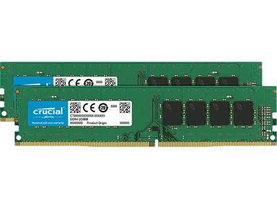 PCパーツの総合サプライヤー「シー・エフ・デー販売」から、DDR4-3200、DDR4-2666メモリ 発売