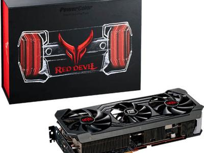 PowerColor製 Radeon RX 6800 XT、RX 6800 搭載 グラフィックボード 発売