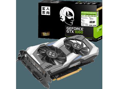 PCパーツブランド「玄人志向」から、GDDR5Xメモリを搭載したNVIDIA GeForce GTX 1060グラフィックボード発売