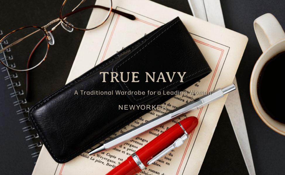 ダイドーフォワード、新ブランド「TRUE NAVY」の紹介ページを公開。 画像