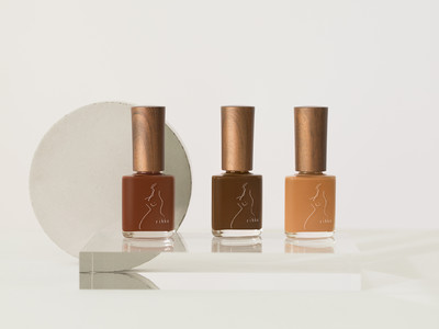 コスメティックブランド「rihka」より、肌をより綺麗にみせるネイルコレクション「skin by rihka」に新色が登場