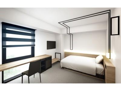 ホテル・アンドルームス名古屋伏見2019年4月25日開業