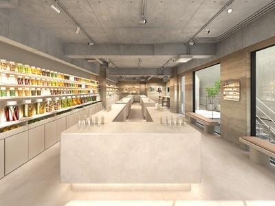 【株式会社シロ】12/18(金)ブランド旗艦店「SHIRO 表参道本店」をリニューアル。約70種もの自然素材を展示したミュージアムのような空間で、見て、知って、触れて、SHIROの信念を体感。