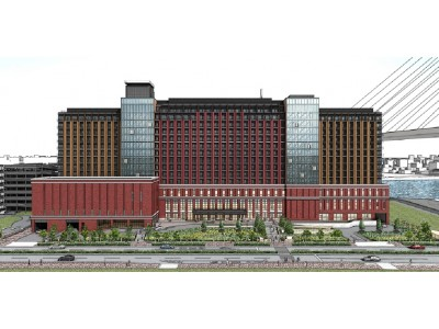 ユニバーサル・スタジオ・ジャパンの周辺にエリア最大のオフィシャルホテルを開業
