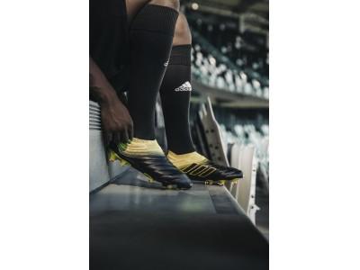 無敵のフィットで、無双する。 アディダスフットボール最新フットウェア EXHIBIT PACK 登場!!