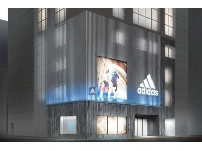 日本初の最新コンセプトで登場 アディダス ブランドコアストア 渋谷 2019年4月26日 (金) リニューアルオープン
