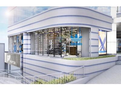 アディダス オリジナルスショップ 池袋P'PARCO 10月4日(金) オープン